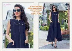 Rachna Premium Cotton Pattern Cut Work Gulnaz Catalog Kurti For Women 2