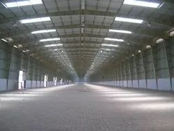 Prefab Steel Industrial and Commercial Sheds