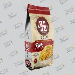 Biryani Rice Packaging PP Laminated Bags
