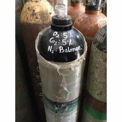 Pulmanology Mixture Gas
