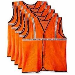Dyke Orange Safety Reflective Jackets