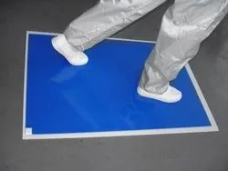 Sticky Mats for Clean Rooms