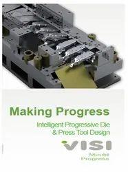 Visi Progress - Progressive Die Design And Press Tools Design Software