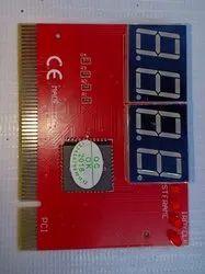 Desktop Computer PCI Debug Card, Warranty: 1 Year