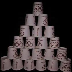 330 Ml Printed Paper Disposable Cup, For Event and Party Supplies, Capacity: 65ml
