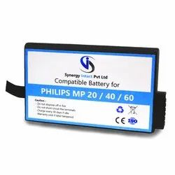 Compatible Battery For Philips MP 20/40/60