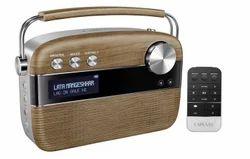 Carvaan R20005 Portable Digital Music Player (Brown)