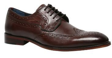 ffcfbae61fd2 Bata Brown Formal Brogue Derby For Men at Rs 4999