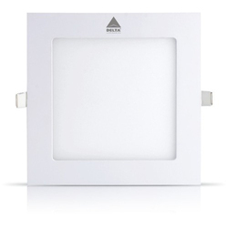 LED 12W Square Panel Light