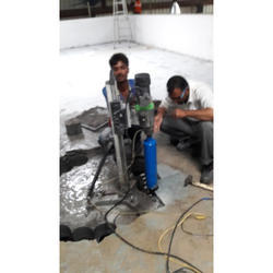 Concrete Core Cutting Service