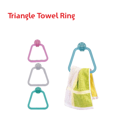 Triangular Towel Ring