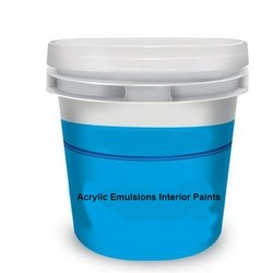 Acrylic Emulsions Interior Paints