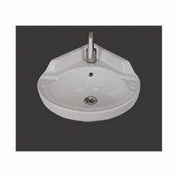 White Stylish Wash Basin
