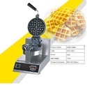 Electric Digital Rotating Belgian Waffle Baker