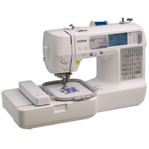 Brother Automatic Computerized Embroidery Machine Western
