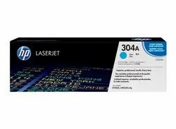 HP 304A Cyan Original LaserJet Toner Cartridge (CC531A)