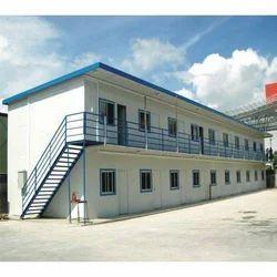 Steel Modular Prefabricated Building
