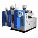 100 ML Double Blow Molding Machine