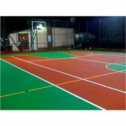 Pvc Indoor Synthetic Flooring Basketball Synthetic Flooring