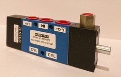 Single Pilot Operated Valve
