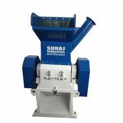 200 KG/HR Plastic Scrap Grinder Machine