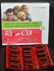 Riva-O3 Softgel Capsules