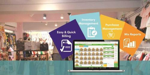 Apparel and Lifestyle POS Billing Software