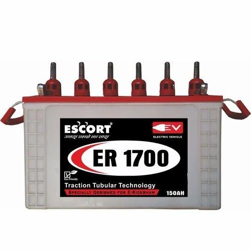 ER 1700 E-Rickshaw Battery