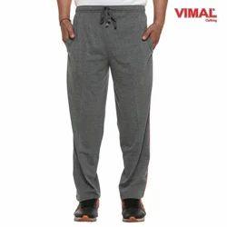 Cotton Full Length Stylish Sports Track Pant
