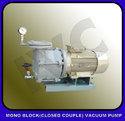 Vacuum Pump for Pilot Plant