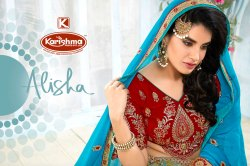 Designer Wedding Lehenga - Alisha