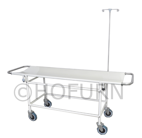 Hofurn Stretcher On Trolley