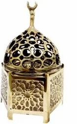 Brass Incense Burner in Original Design