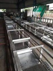 Mechanical Multirake Coarse Bar Screens