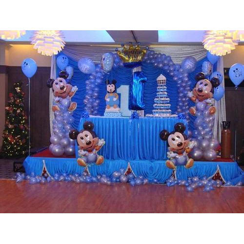 Birthday Party Decoration Service in Nargarh Road Jaipur Happy