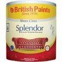 Sheer Class Splendor Luxury Interior Emulsion Paints, Packaging Type: Can