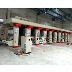 Roto Gravure Printing Line