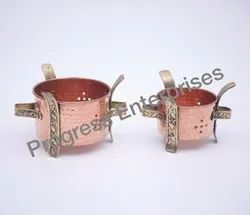Copper Angithi Sigri for Restaurant, Size: Large Medium Small
