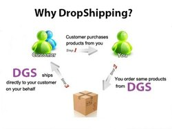Management Drop Shipping Services