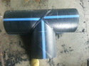 HDPE FABRICATED BENDS & TEES