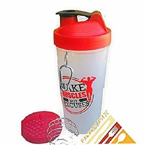 Drink Gym Shaker, Capacity: 600 Ml