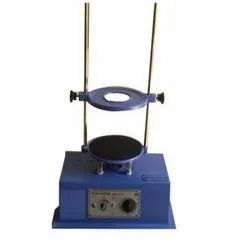 Sieve Shaker Electrically Operated Table Top Soundless Vibration Free