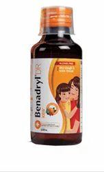 Benadryl Cough Syrup For Kids