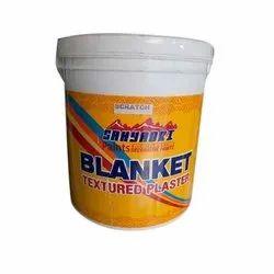 Scratch Sahyadri Blanket Textured Plaster, 30 L, Packaging Type: Bucket