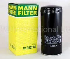 Mann Wire Mesh W962/14 MAAN Oil Filter