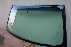 Transparent Wind Shield Glass