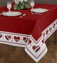 Attached Table Cloth