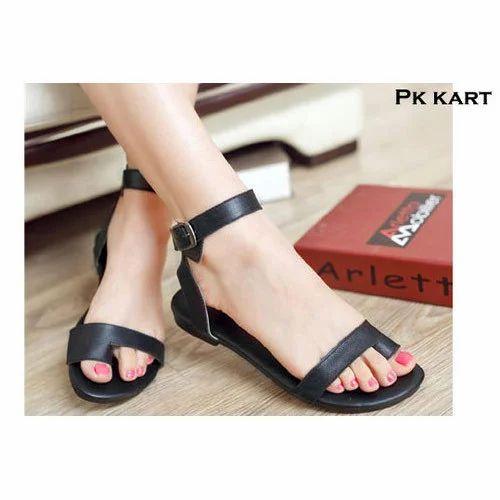 ce97728aeb7d Modern Women Flats Sandal at Rs 200  pair