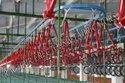 Cycle Frame Storage Overhead Conveyor