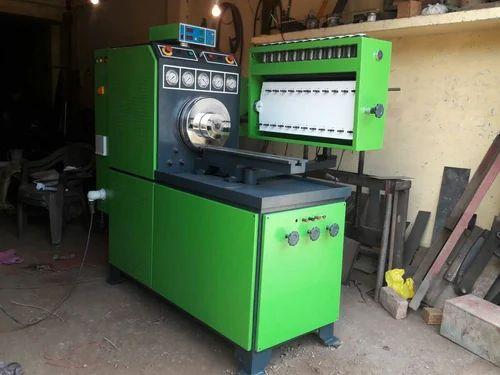 12 Cylinder Diesel Fuel Injection Pump Test Bench